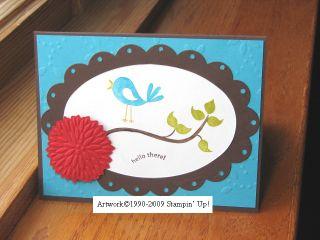 Kathleenh-blossom bird