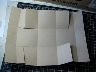 Origami cardstock