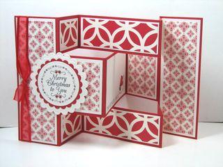 Rose Ann's Christmas card