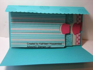 Kathleenh-envelope scrapbook open