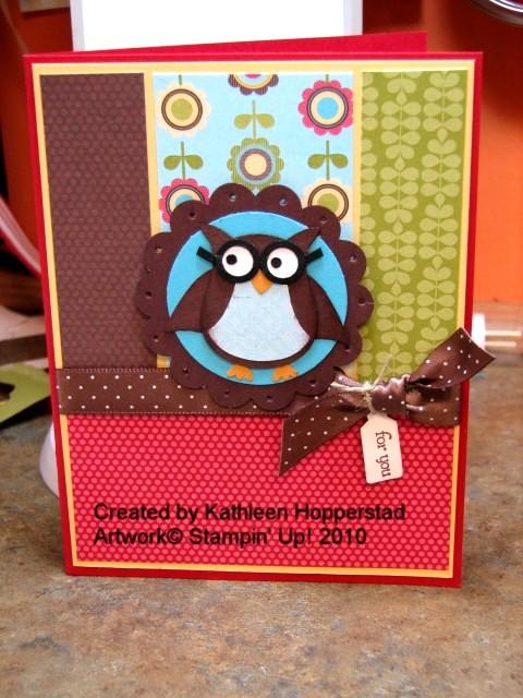 Kathleenh-school card