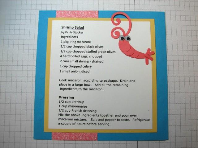 Kathleenh-srhimp salad