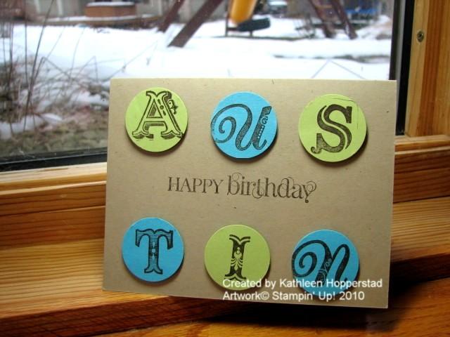 Kathleenh-austin's birthday