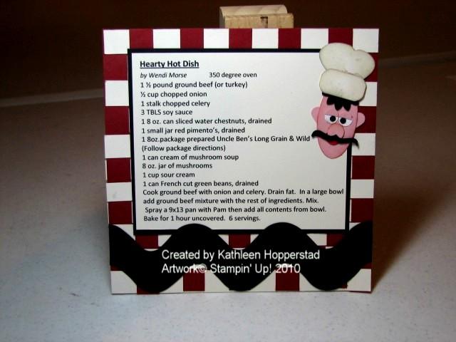 Kathleenh-hearty hot dish