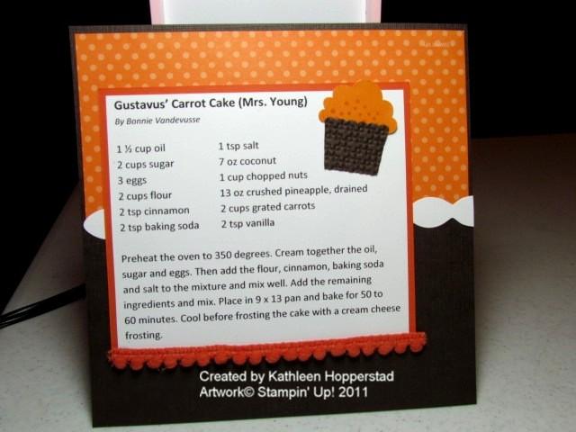 Kathleenh-carrot cake