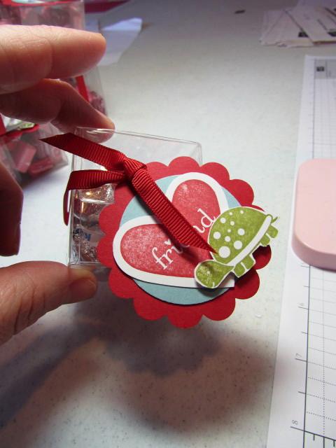 Single valentine