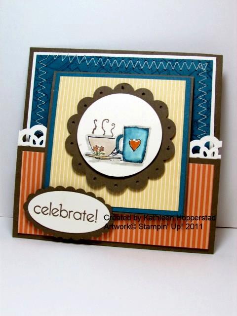 Kathleenh-celebrate coffee