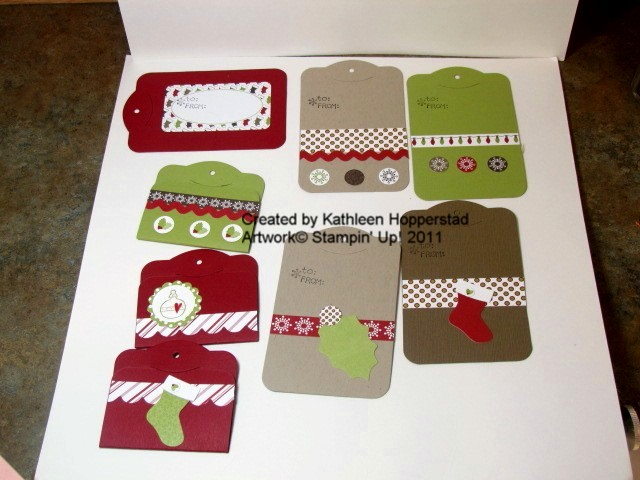 my happy stamping place christmas winter