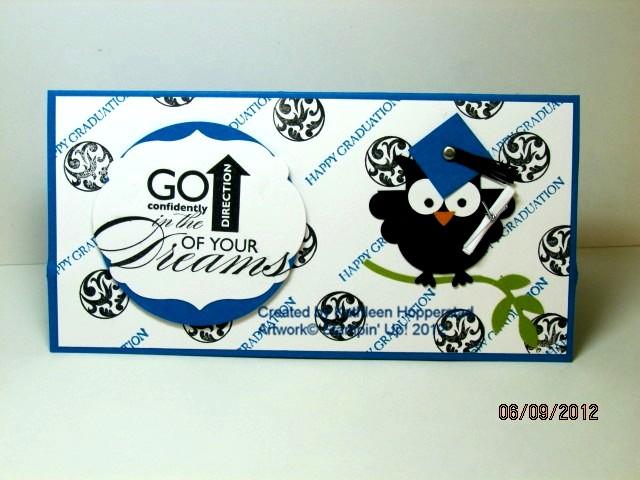 Kathleenh-blue owl graduation