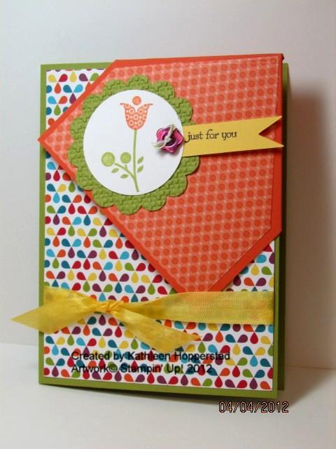 Kathleenh-bookmark card