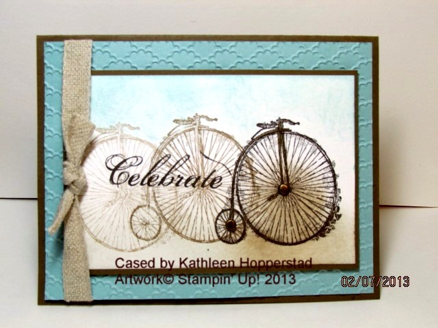 Kathleenh-celebrate tricycle
