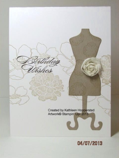 Kathleenh-dress form