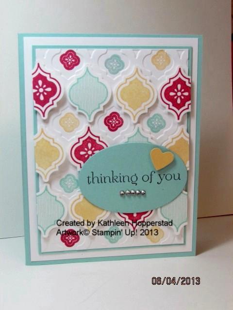 Kathleenh-mosaic thinking of you