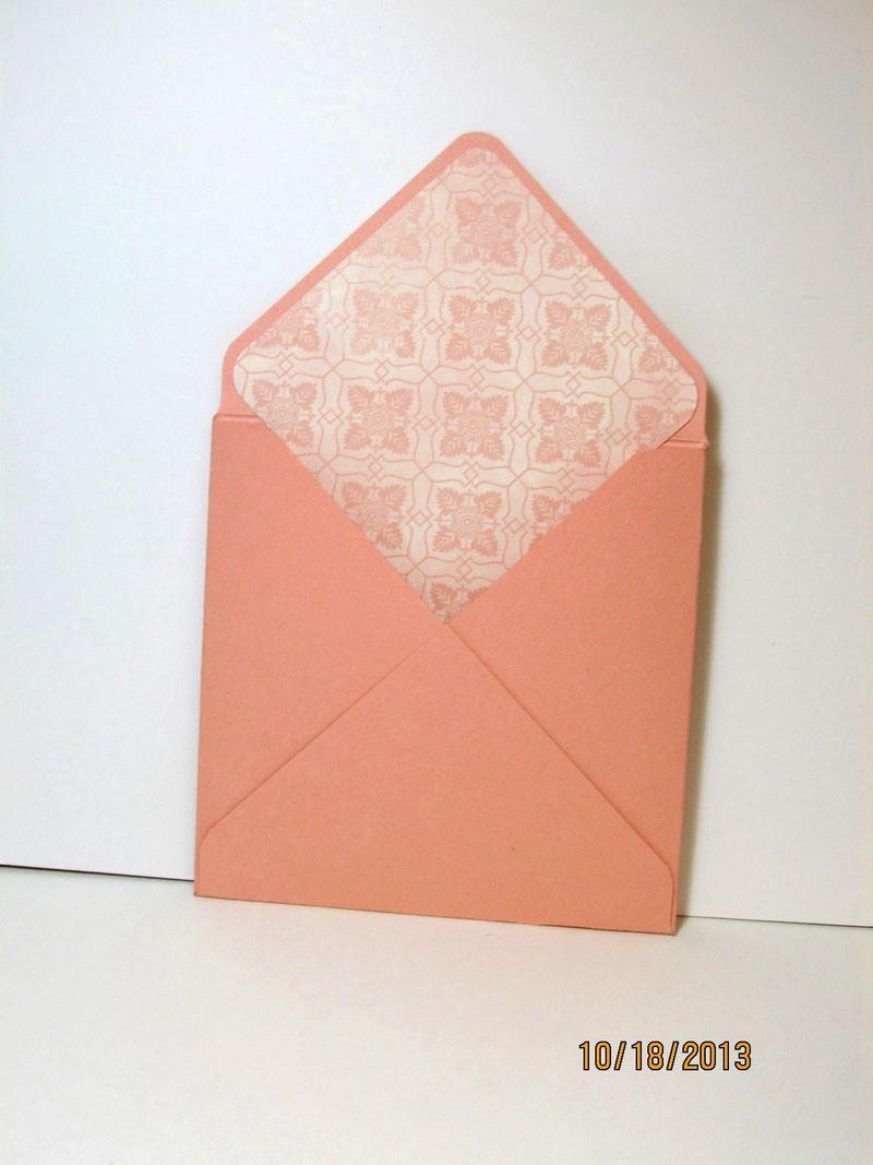 Cantaloupe envelope