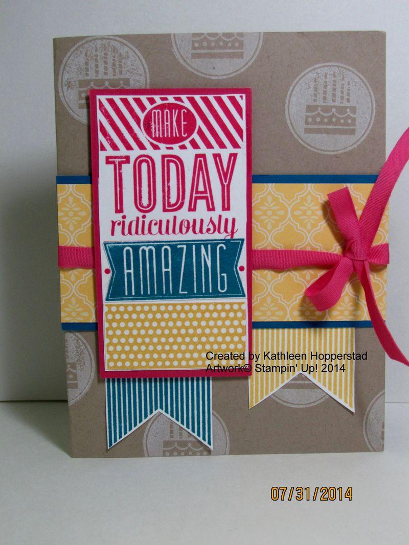 Kathleenh-kathy's birthday card 2014