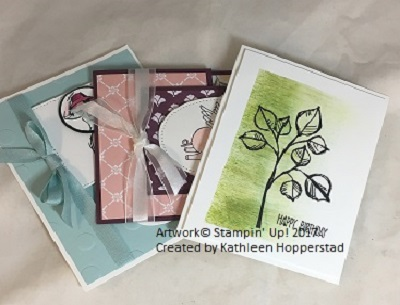 Technique cards