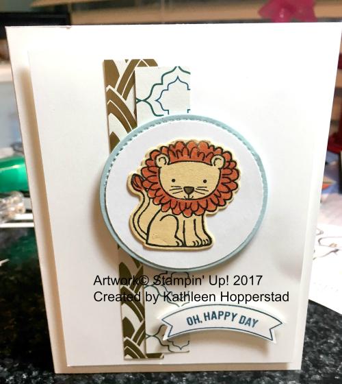 Lion birthday-1