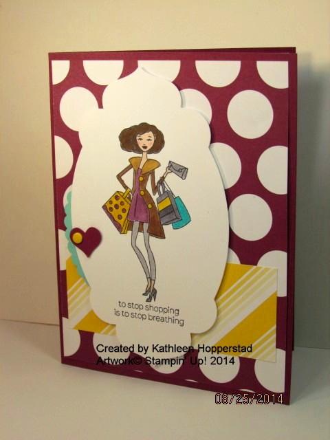 Kathleenh-shopper chick